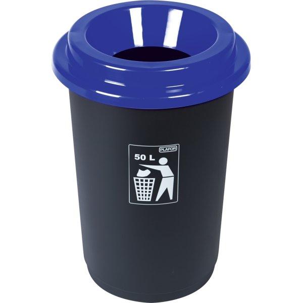 Minatol Affaldsspand ECO, 50 L, blå