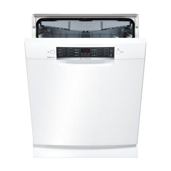 Bosch SMU46FW01S Indbygningsopvaskemaskine, hvid