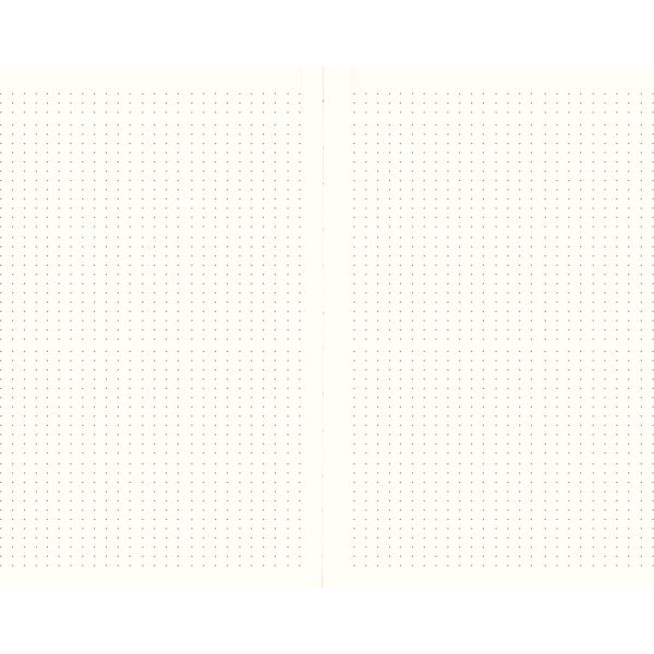 Mayland DotNotes Notesbog A5, spiralbundet, rosa