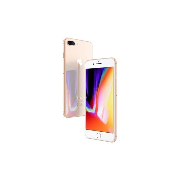 Apple iPhone 8 Plus, 64GB, guld