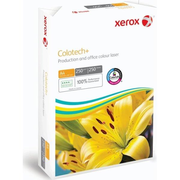 Xerox Colotech+ Gold kopipapir A4/250g/250ark