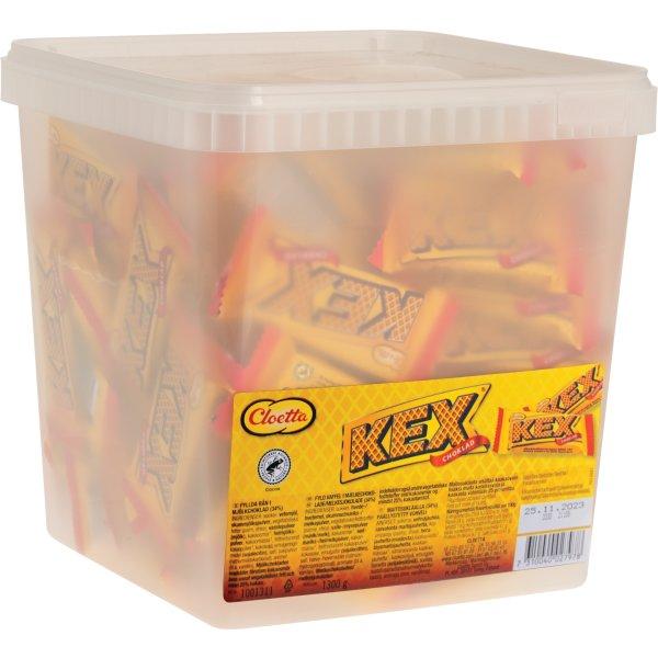 Kex Mini 13 g - 100 stk.
