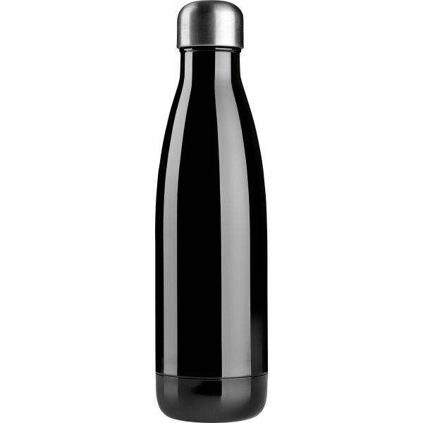JobOut Vandflaske, sort