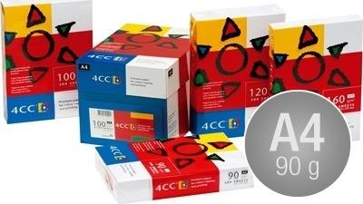 4CC ColorCopy laserpapir A4/90g/500ark