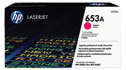 HP 653A/CF323A lasertoner, rød, 16500s