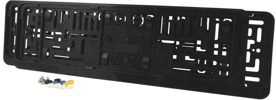 Rawlink nummerpladeholder sæt, tyverisikret