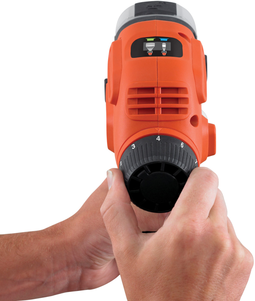 Black & Decker Heavy Duty Sprøjtepistol