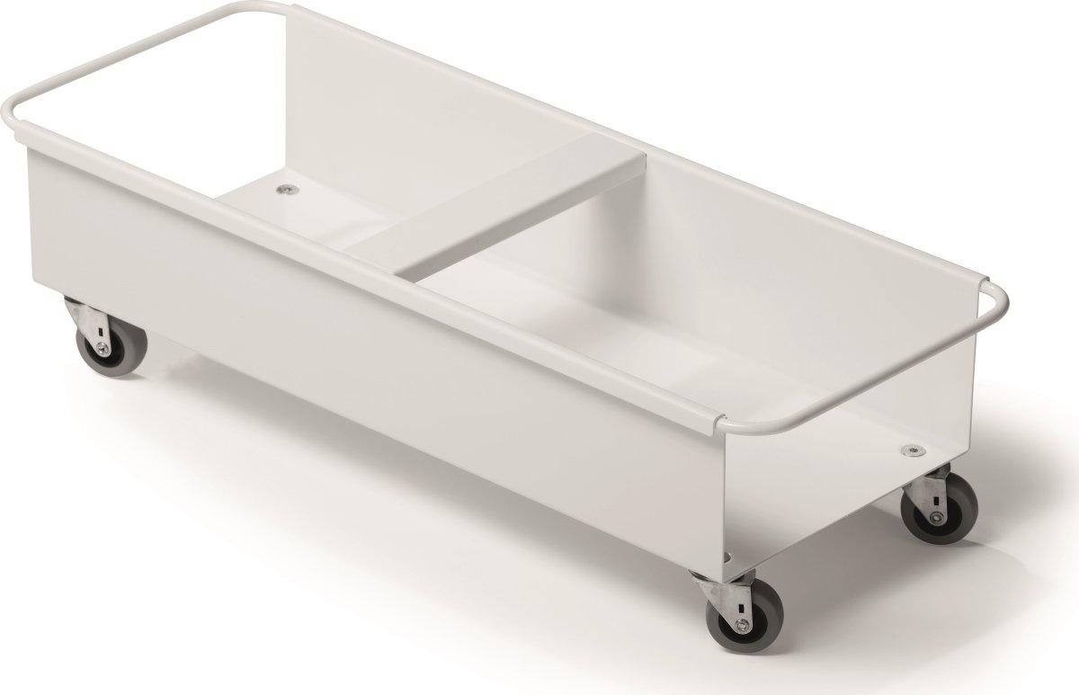 Transportvogn til 2 stk. affaldsspand 40 liter