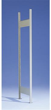 META Clip gavl åben, 200x60, Galvanis