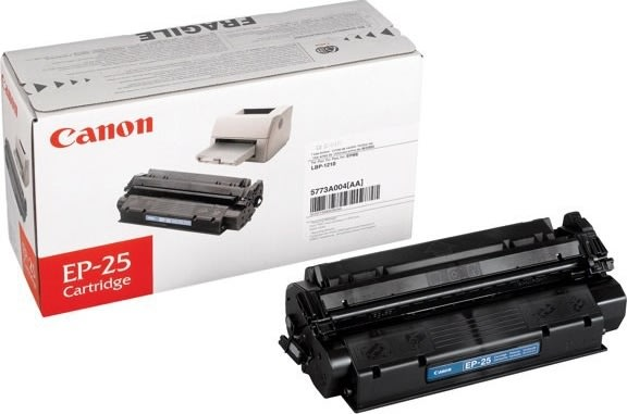 Canon EP-25/5773A004AA lasertoner, sort, 2500s