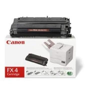 Canon FX-4/1558A003AA lasertoner, sort, 6500s