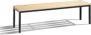 CP fritstående bænk, 150 cm