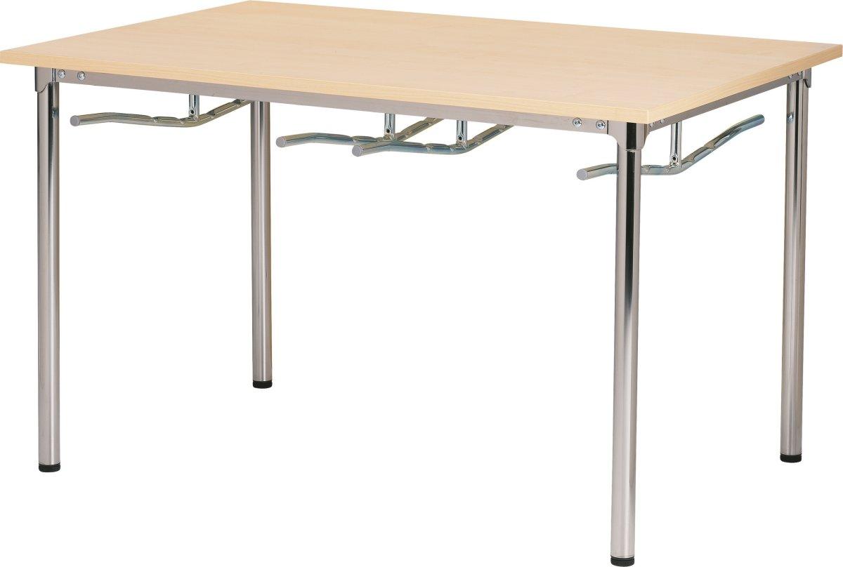 Eminent bord m/stoleophæng t/ballet 120x80 cm,