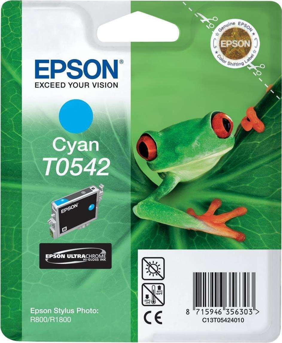 Epson nr.T0542/C13T05424010 blækpatron, blå