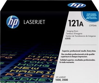HP C9704A lasertromle, sort, 20000s
