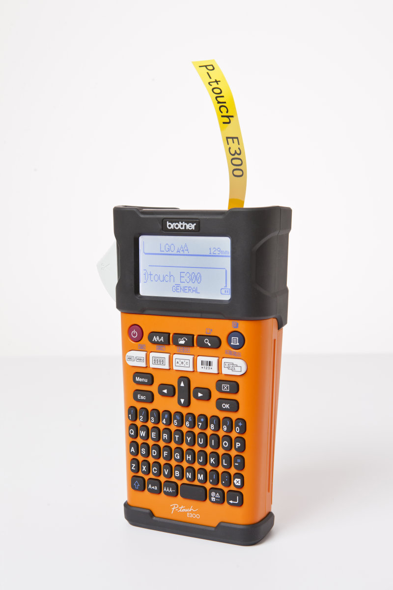 Brother PT-E300VP labelmaskine