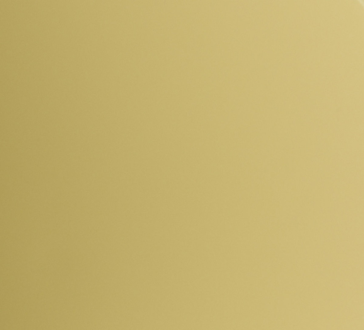 RBM Noor kantinestol lys gul/metal silver