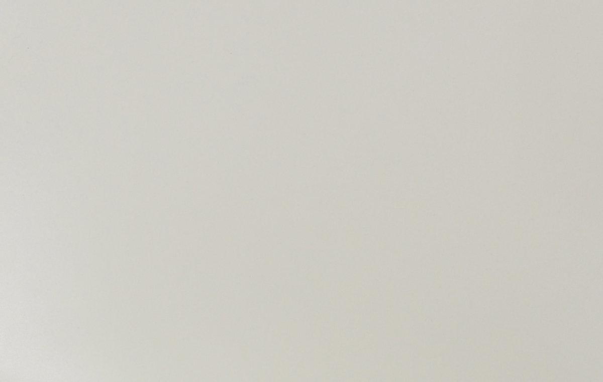 RBM Noor kantinestol off white/metal silver