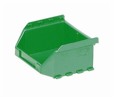 Systembox 6, (DxBxH) 85x100x50, Grøn