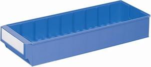 Systemkasse 7, (DxBxH) 500x183x81, Blå