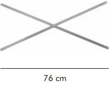 ABC stabiliseringskryds, 76 cm