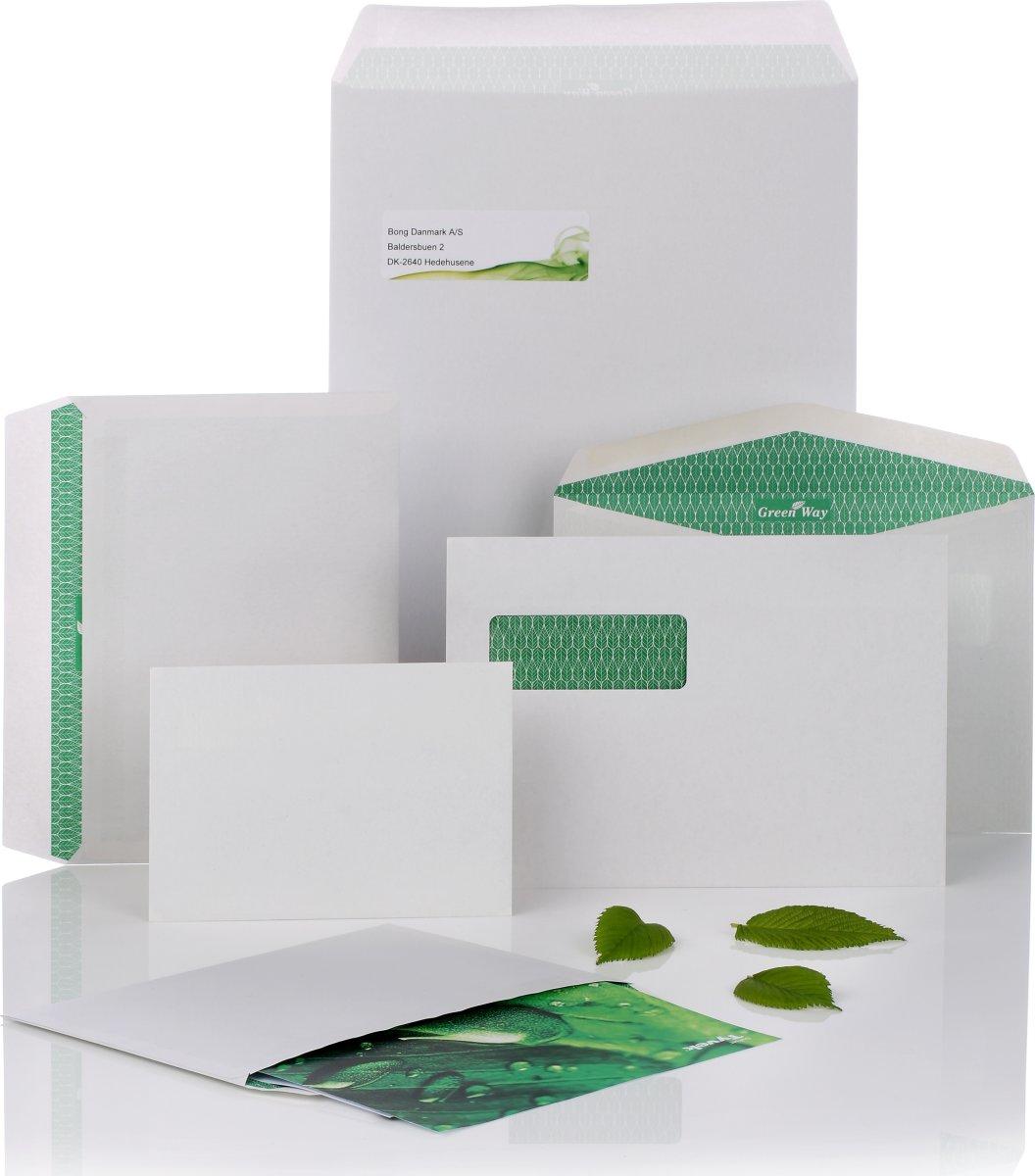 Green Way by Bong Kuvert A5 M5, u/rude