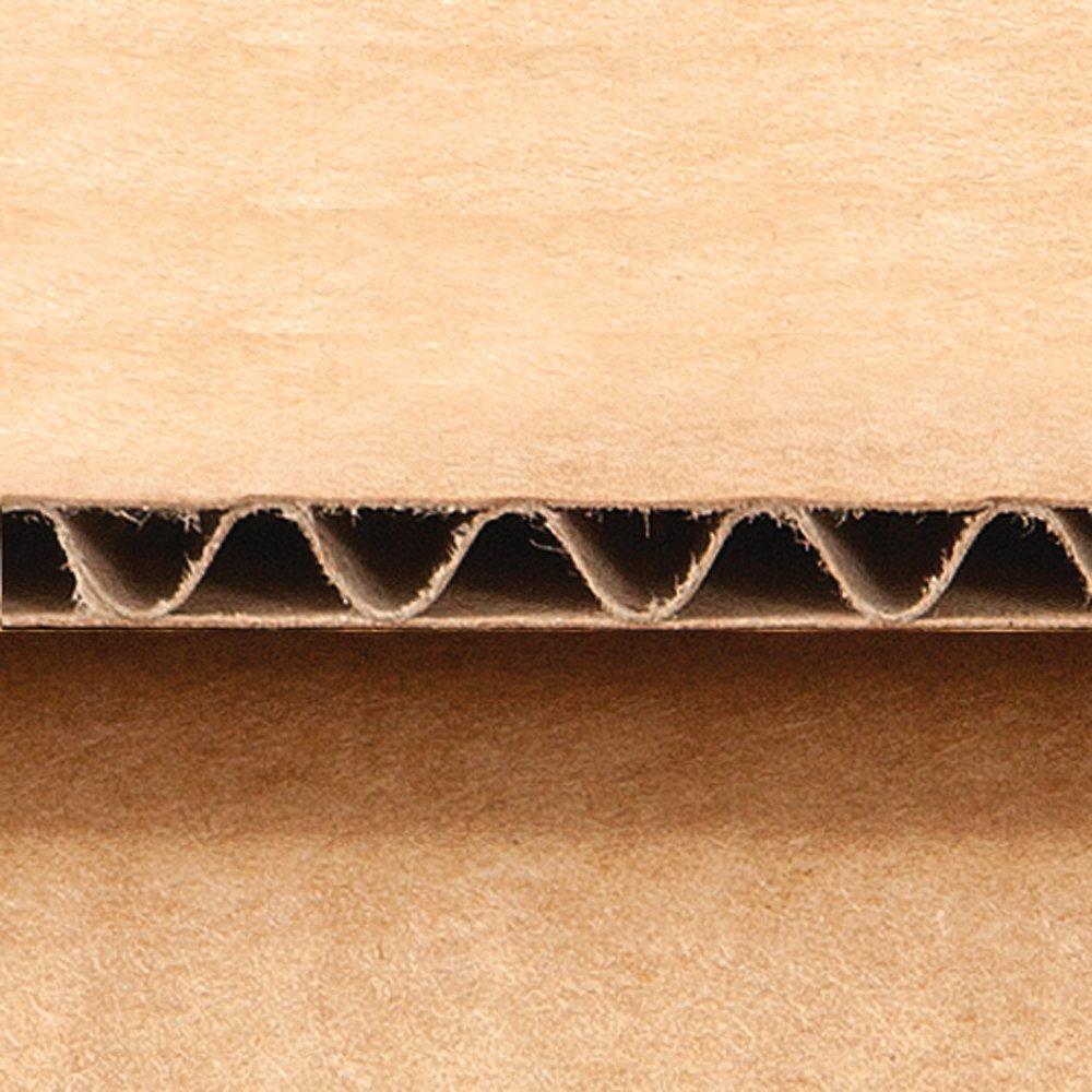 Papkasse 1-lags, 580 x 379 x 165 mm