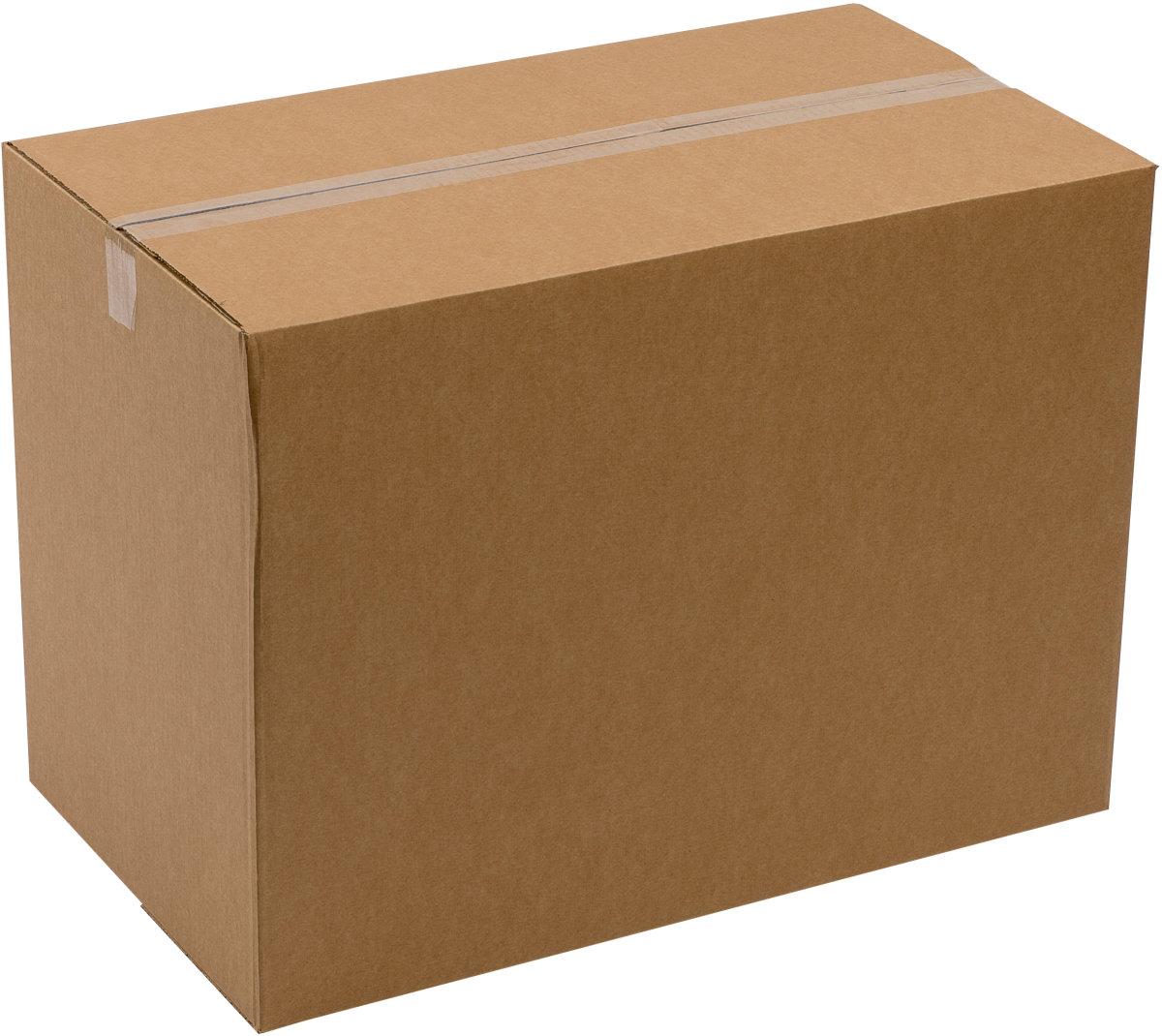 Papkasse 1-lags, 700 x 400 x 500 mm