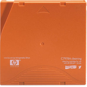 HP C7978A ultrium cleaning cartridge