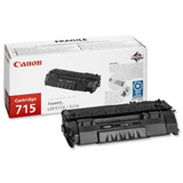 Canon nr.708H/0917B002AA lasertoner, sort, 6000s
