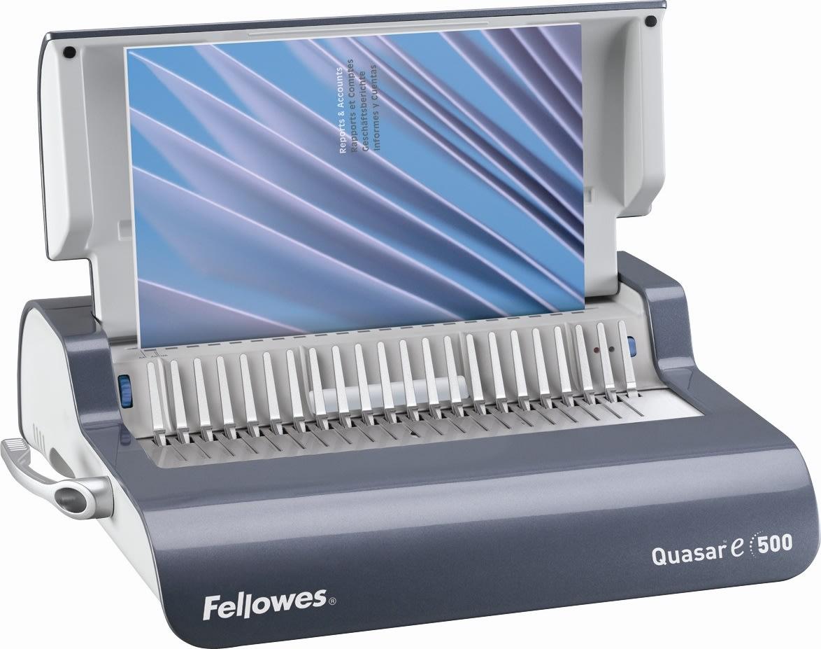 Fellowes Quasar-e indbindingsmaskine, elektrisk