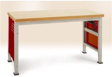 Manuflex manuelt hæve/sænk,200x70,40 mm,Kunststof
