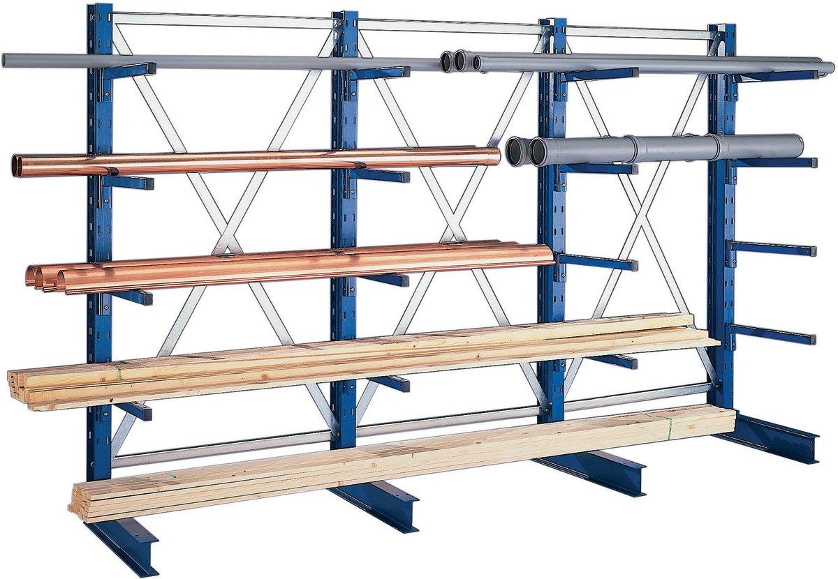 Grenreol Multistrong L, 2000x1000x600, Tilbygning