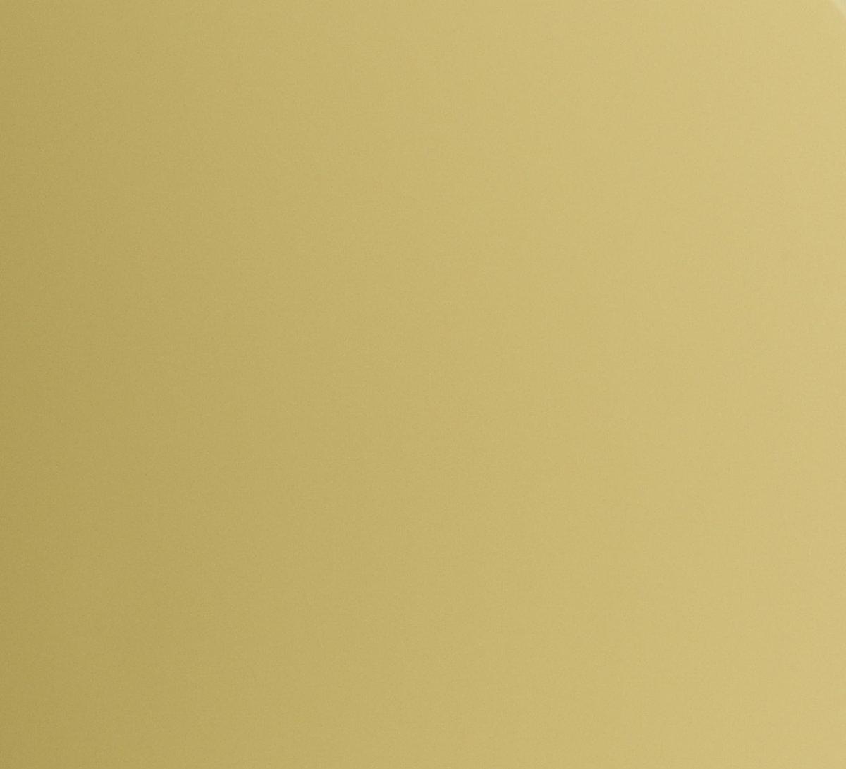 RBM Noor kantinestol Lys gulmetal silver, med