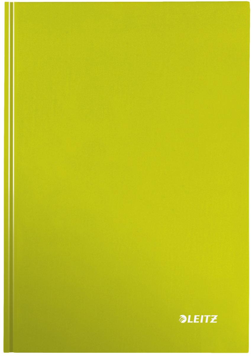 Leitz WOW notesbog A5, kvadreret, grøn