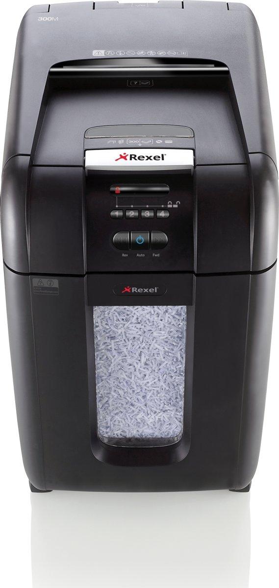 Rexel Auto+ 300M konfetti makulator
