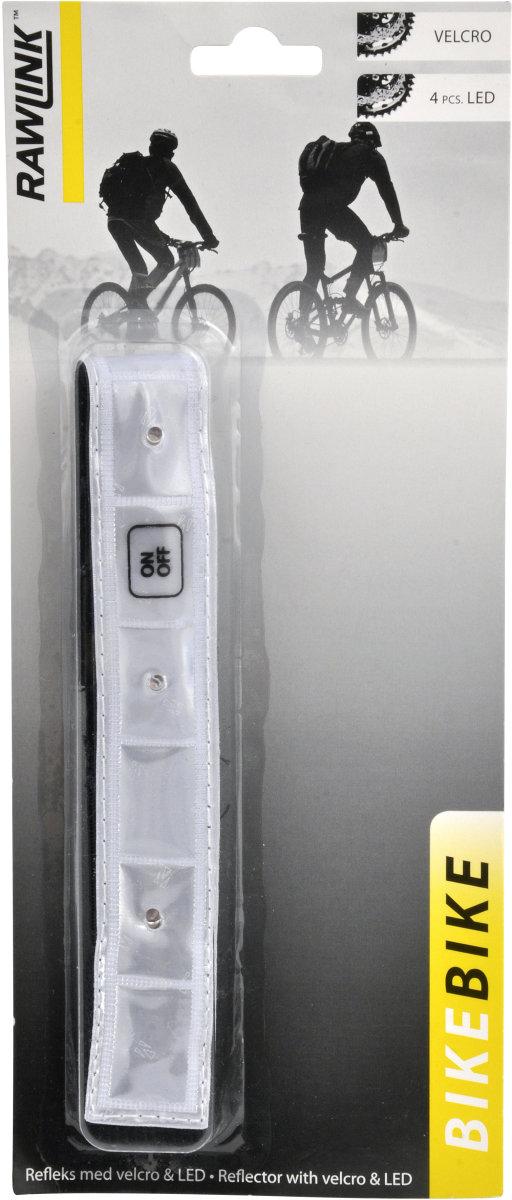 Rawlink refleksbånd m/ LED