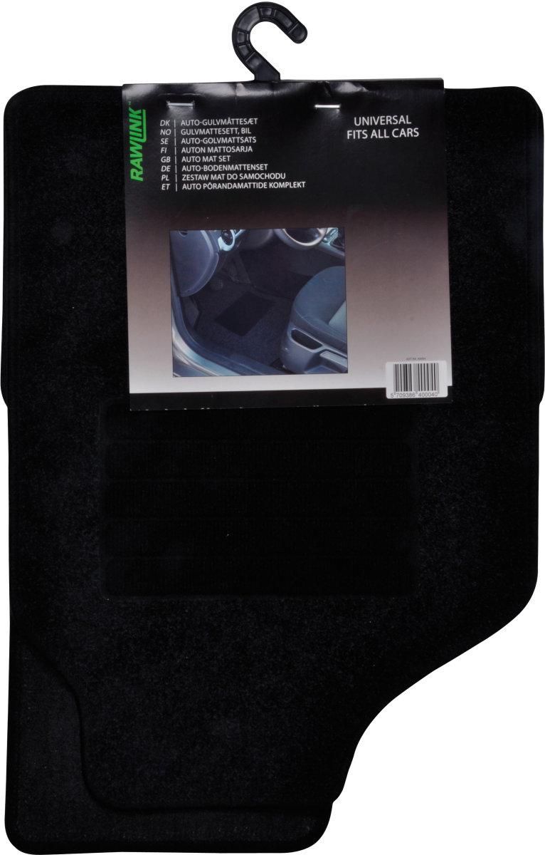 Rawlink måttesæt, tekstil, universal
