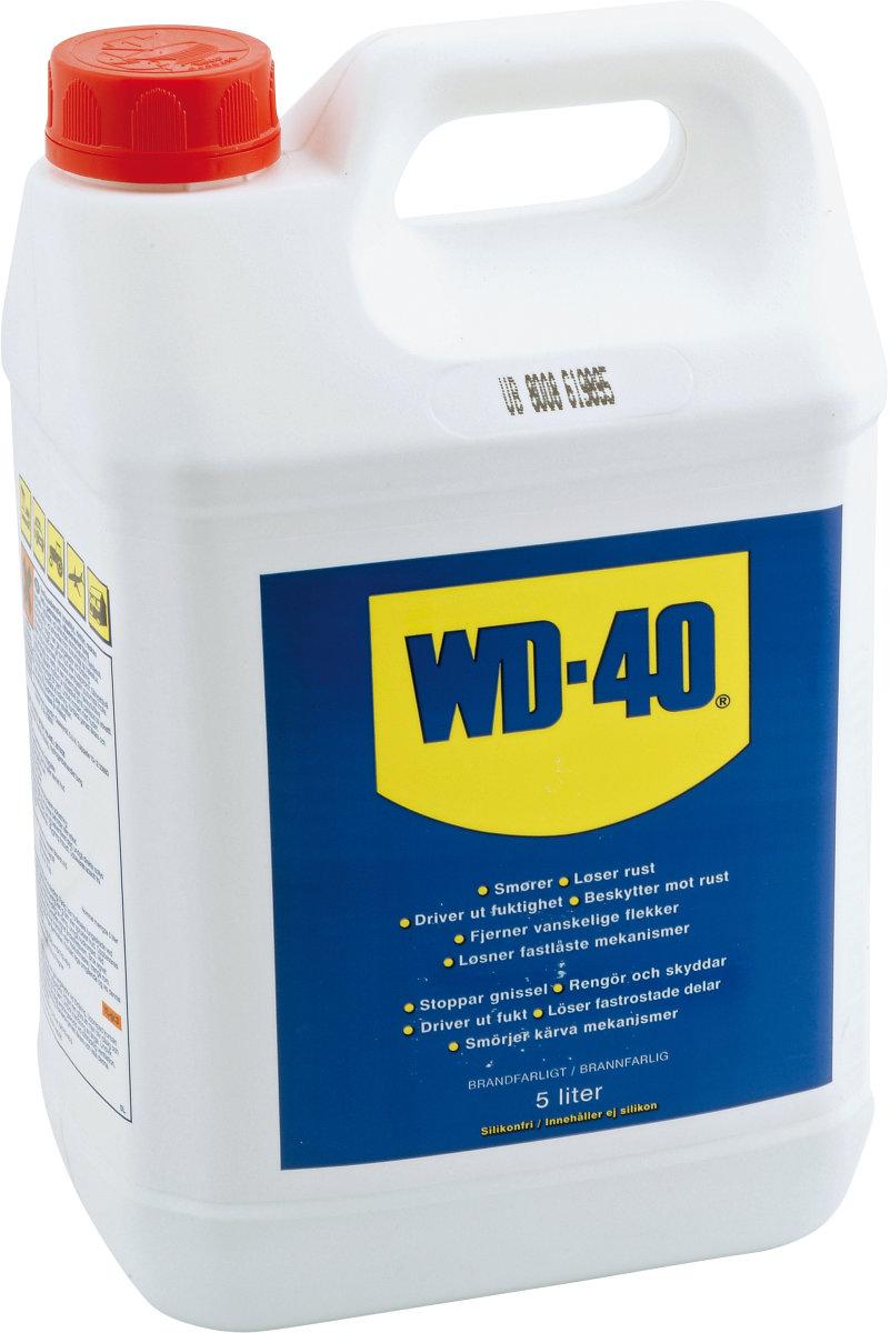 WD-40 rustopløser, 5 l