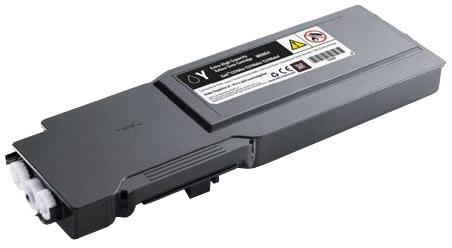 Dell 593-11121 lasertoner, rød, 9000s