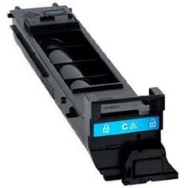 Konica Minolta A0DK453 lasertoner, blå, 8000s