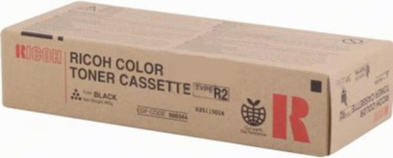 Ricoh 841301/841552 lasertoner, rød, 10000s