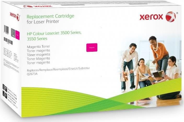 Xerox 003R99624 lasertoner, rød, 4000s