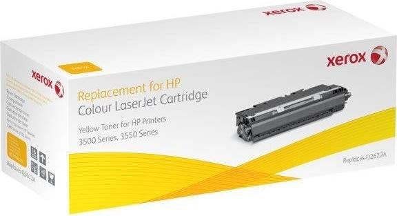 Xerox 003R99625 lasertoner, gul, 4000s