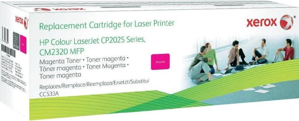 Xerox 003R99794 lasertoner, rød, 2800s