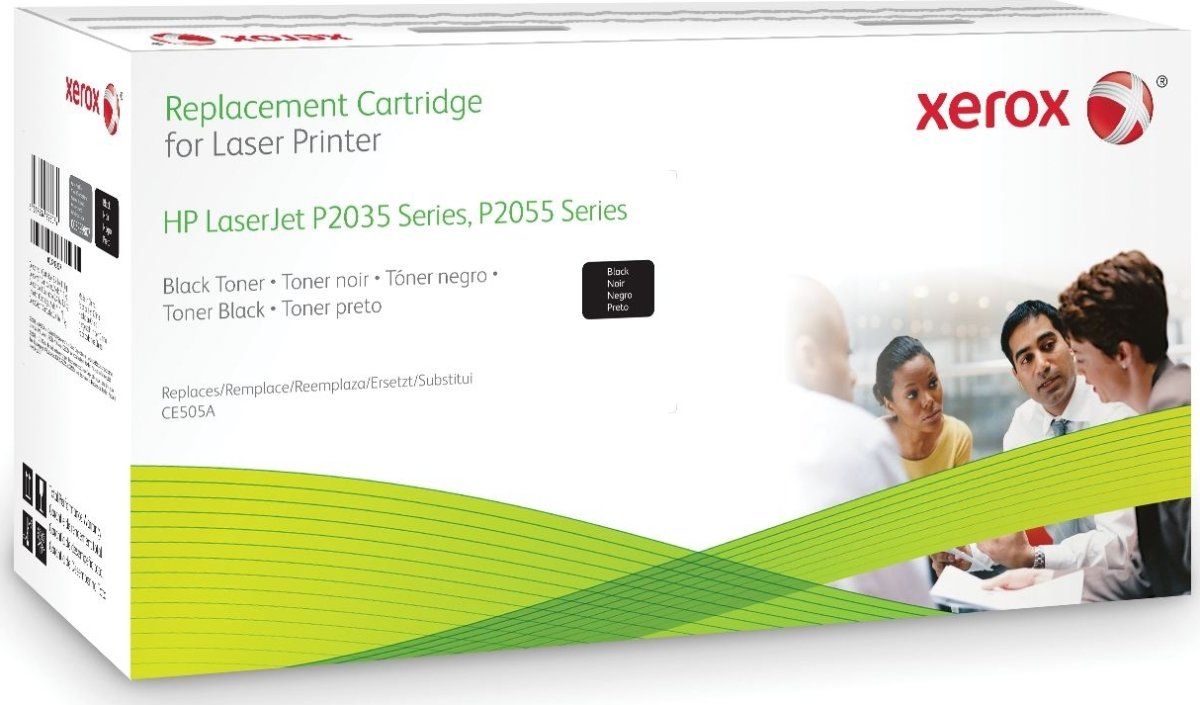 Xerox 003R99808 lasertoner, sort, 6500s
