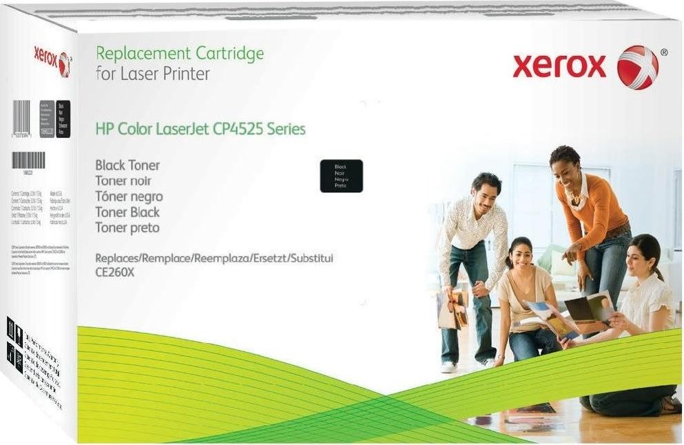 Xerox 106R02220 lasertoner, sort, 17000s