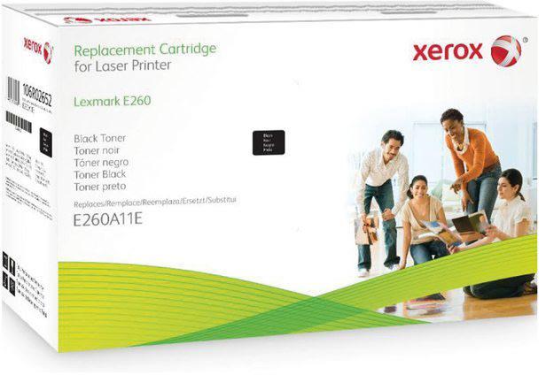 Xerox 106R02652 lasertoner, sort, 3500s