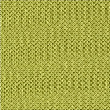 CL Micro stol m/ ryglæn, grøn, stof, 47-66 cm