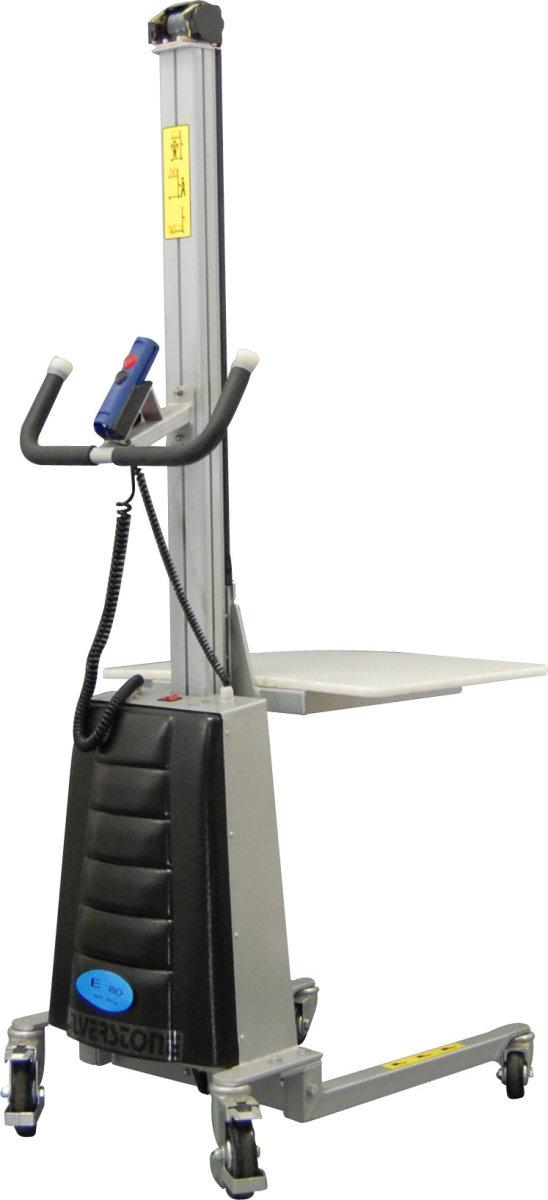 Mini-stabler m/elektrisk løft, 130-1500mm, 80 kg